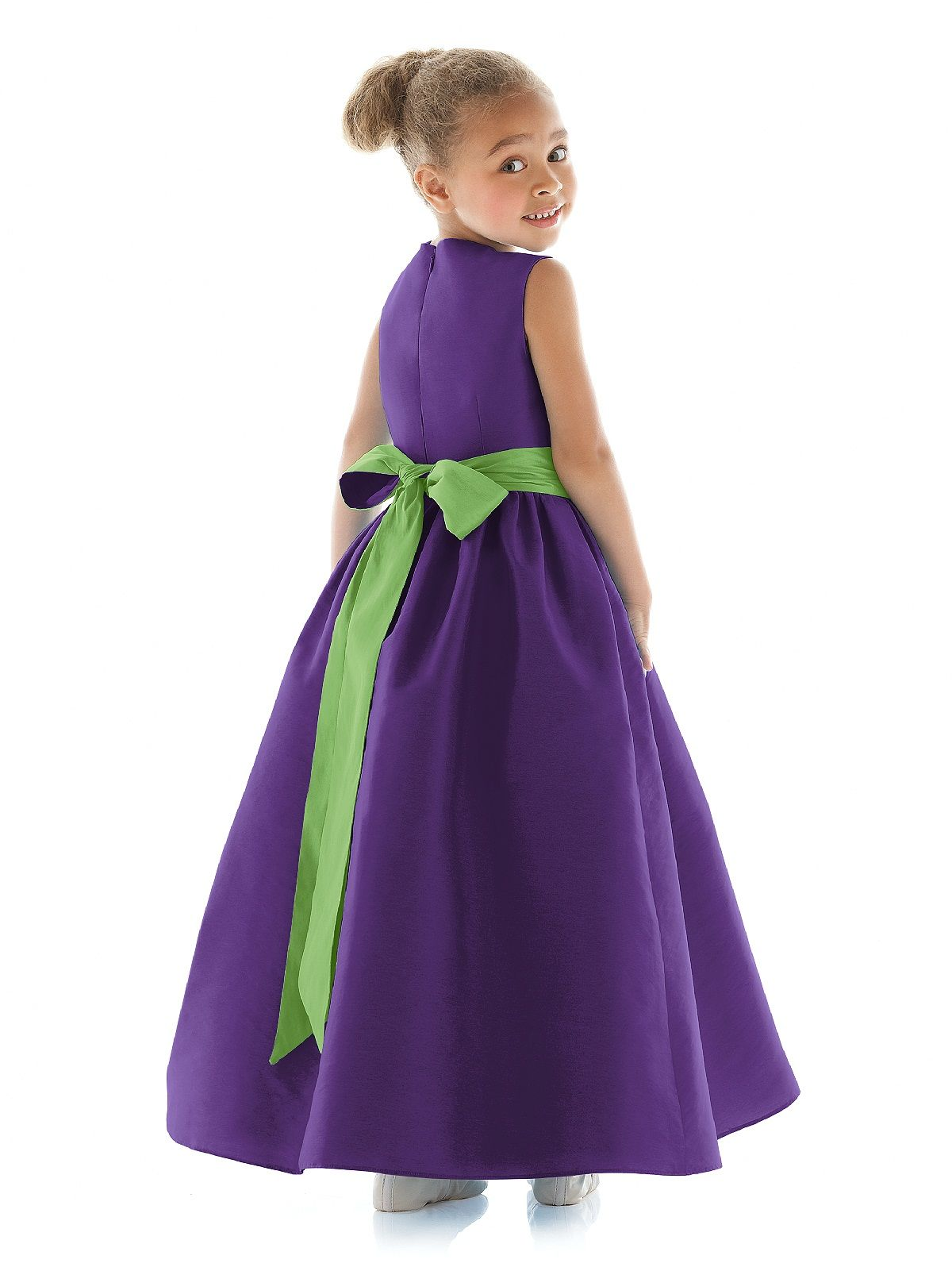 884dbfbdc6b Flower Girl Dress FL4024  The Dessy Group
