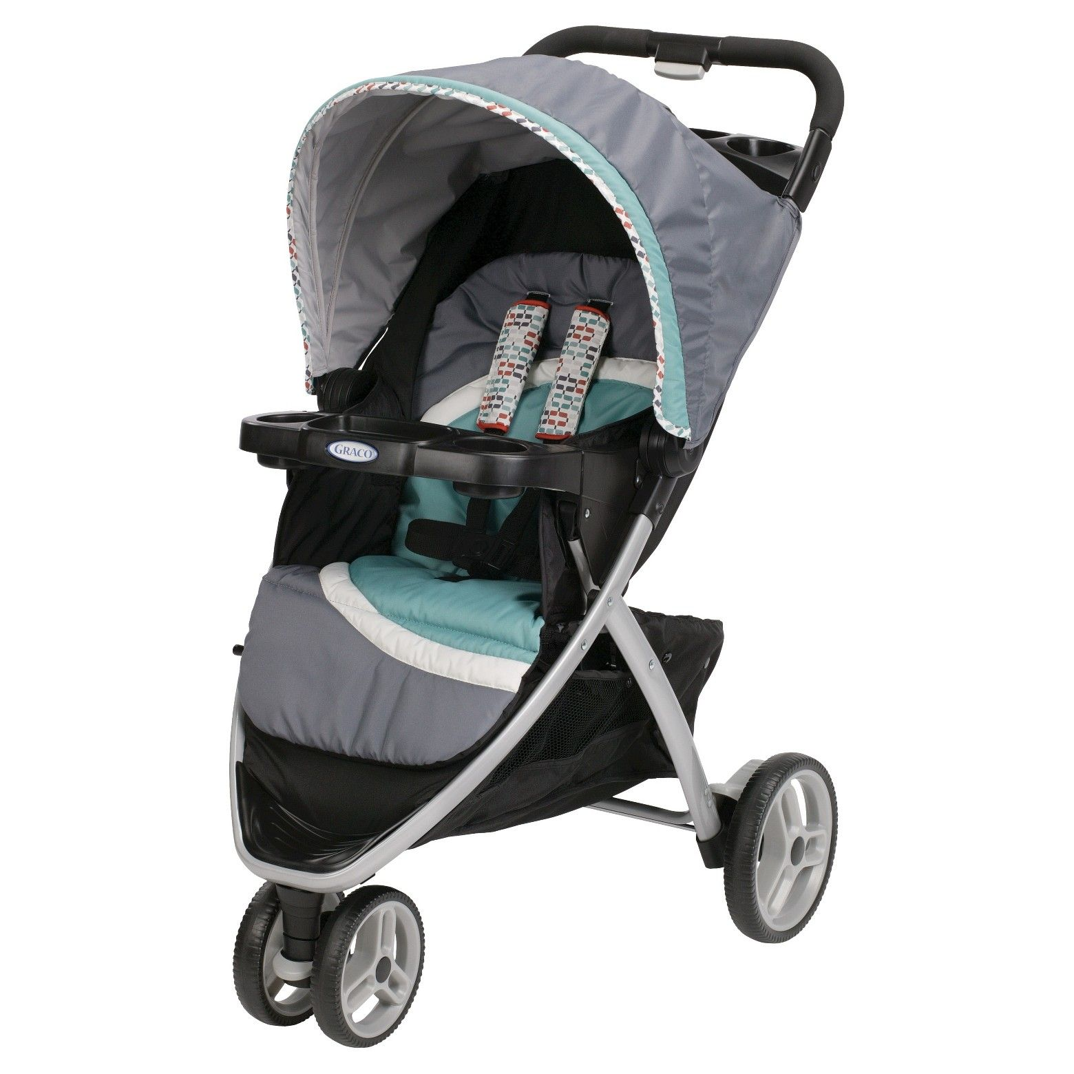 Graco's Pace Click Connect Stroller — Compatable with