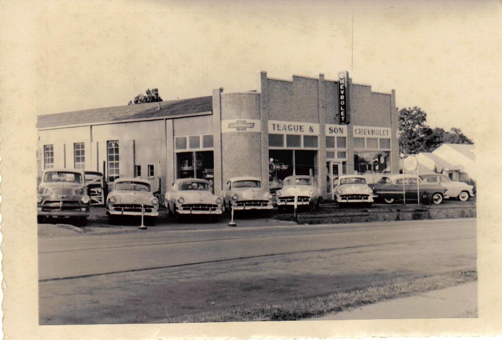 Teague Chevrolet Texas Towns Mount Vernon Towns