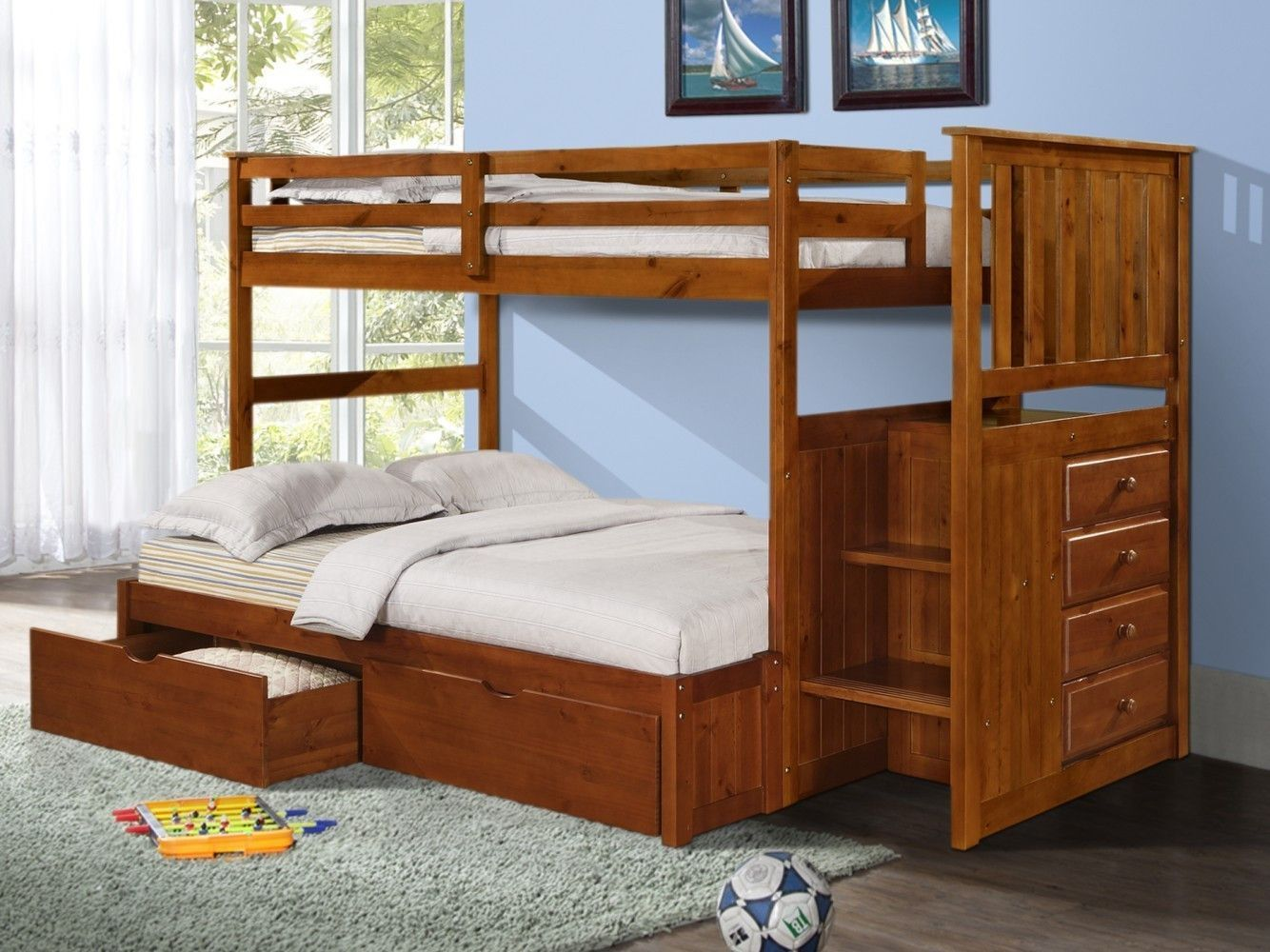 Best Alexander Kids Beds With Storage Custom Kids Furniture 400 x 300