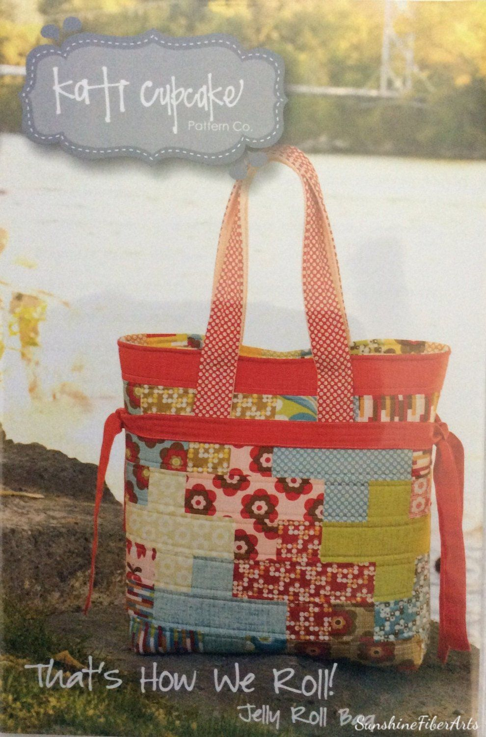 aa280f3c60f1 That s How We Roll Jelly Roll Bag Pattern
