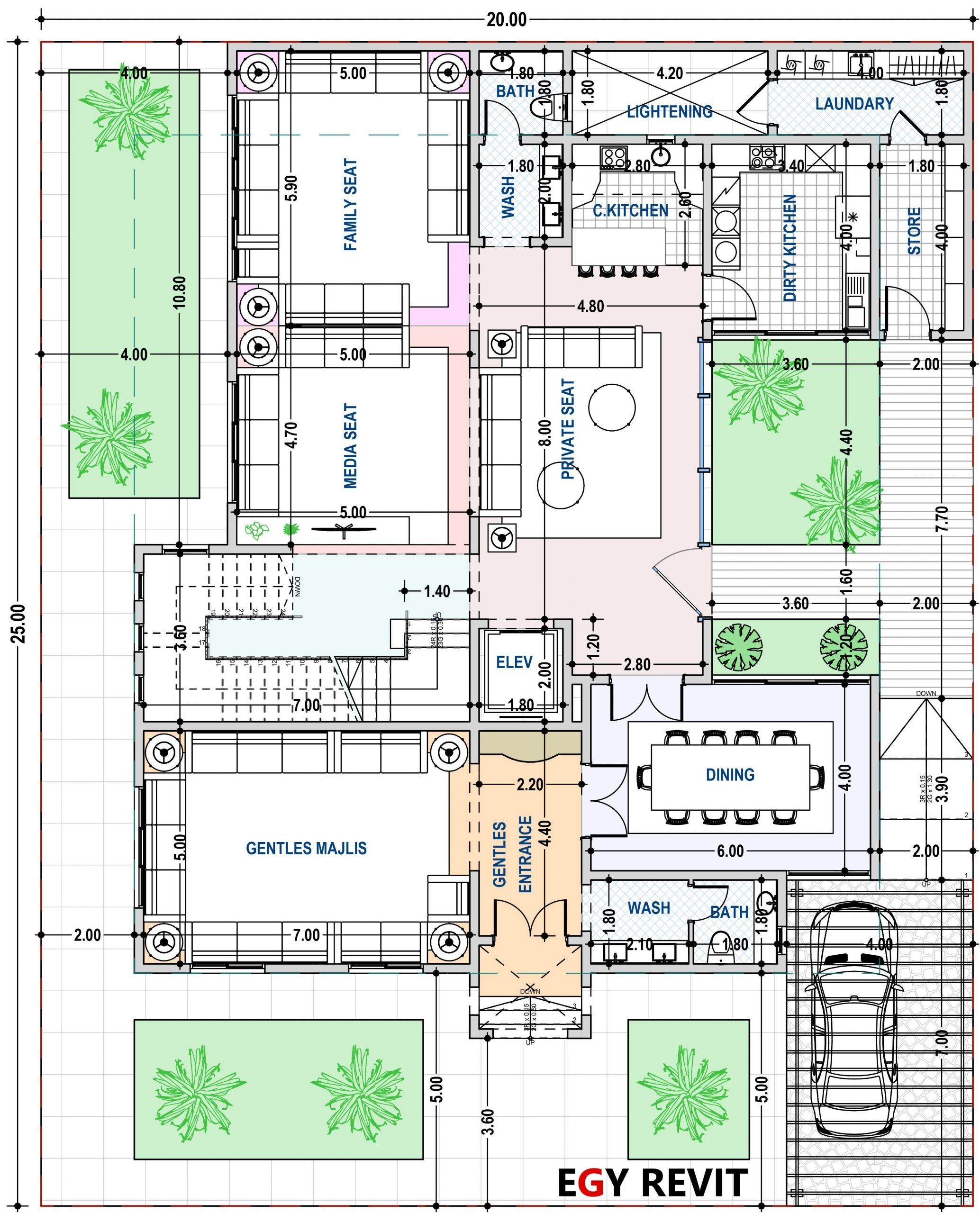 Modern House Plans Free Pdf Egyrevit In 2020 Free House Plans My House Plans Family House Plans