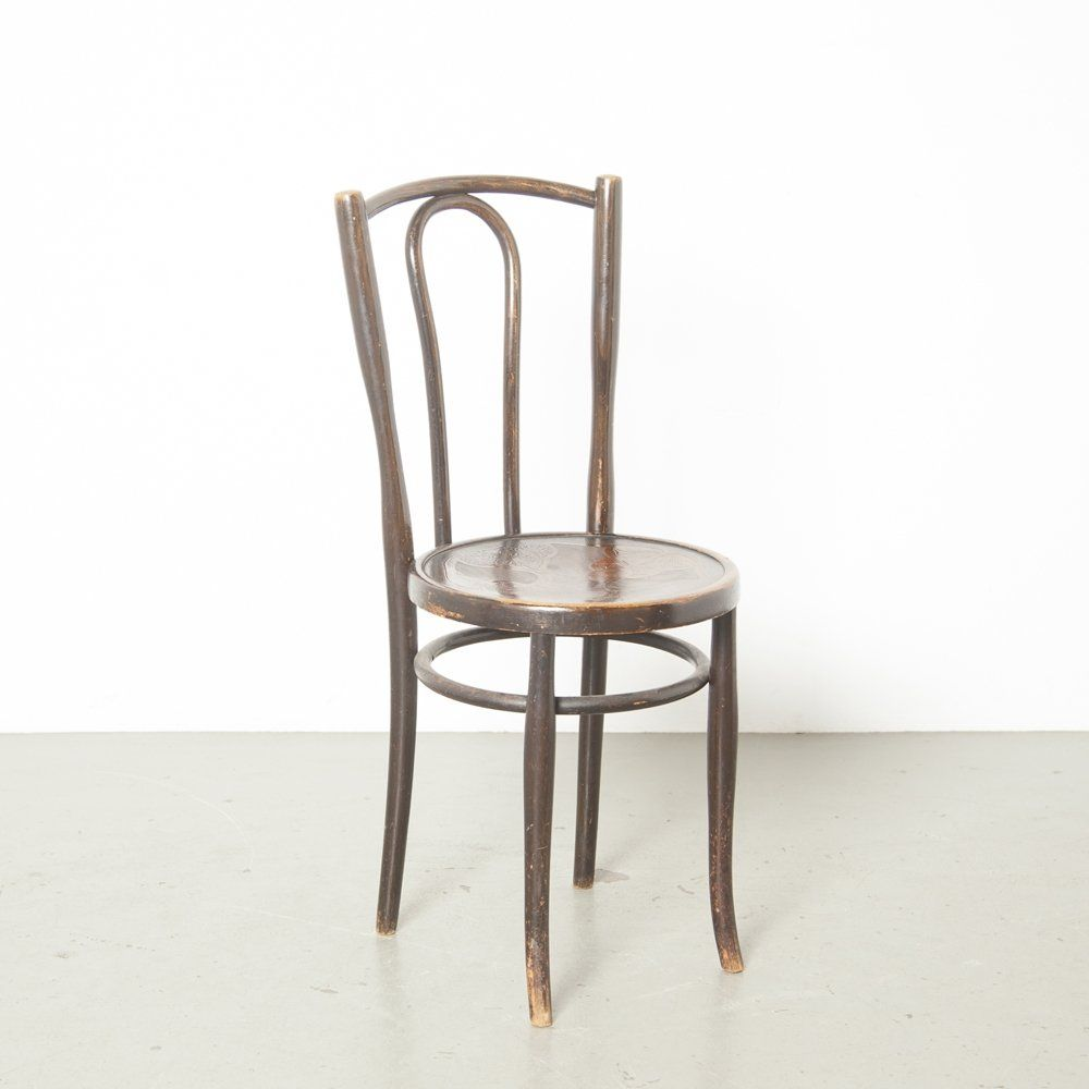 For Sale Thonet Model 56 Cafe Chair In 2020 Cafe Chairs Chair Bistro Chairs