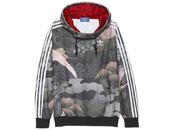 new arrival ecac4 5cd33 Singer Rita Ora Teams Up With Adidas For A Geisha-Inspired Collection