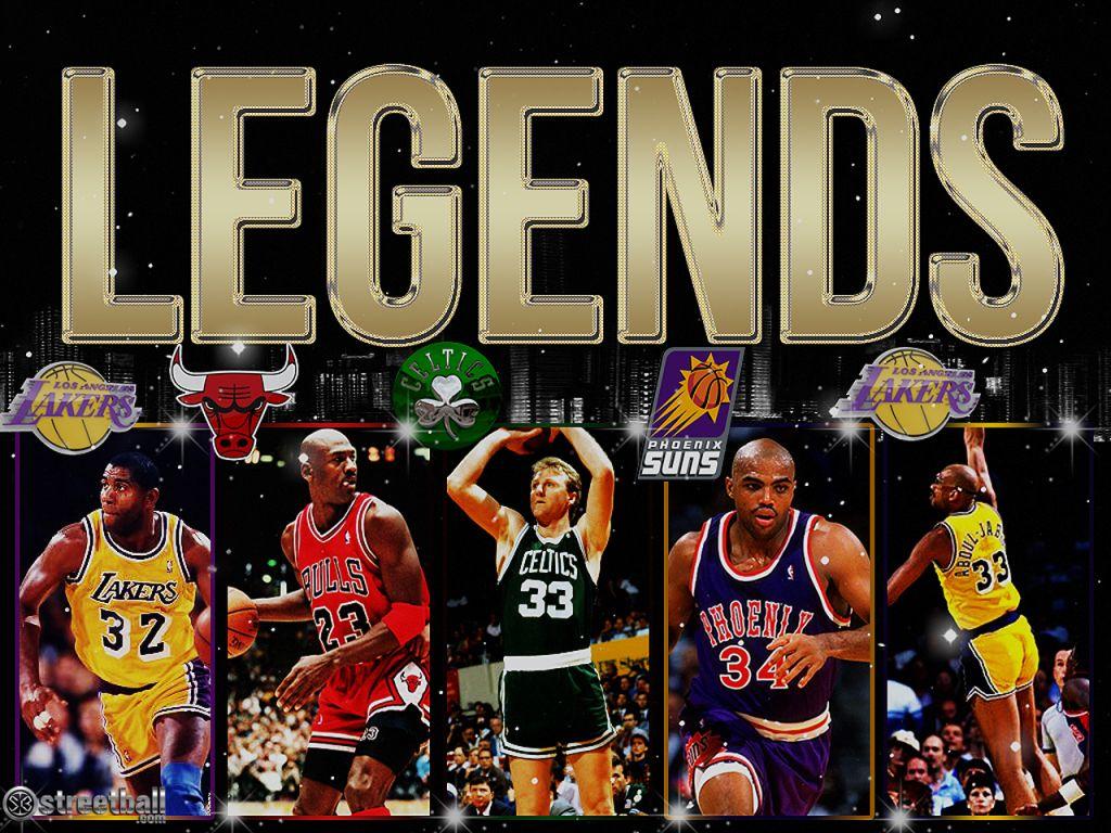 Legends Of The Game Basketball Players Nba Nba Basketball Nba Legends
