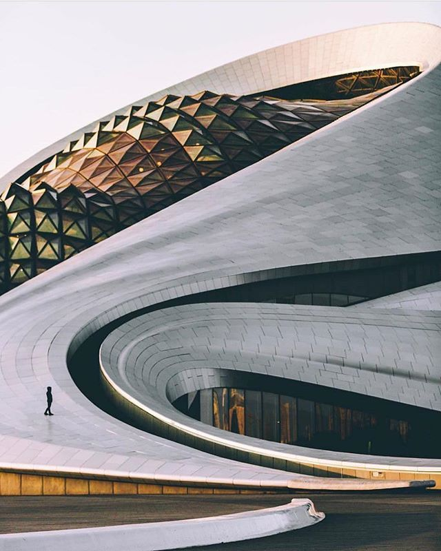 Architecture hunter harbin opera house by mad architects for Via design architects
