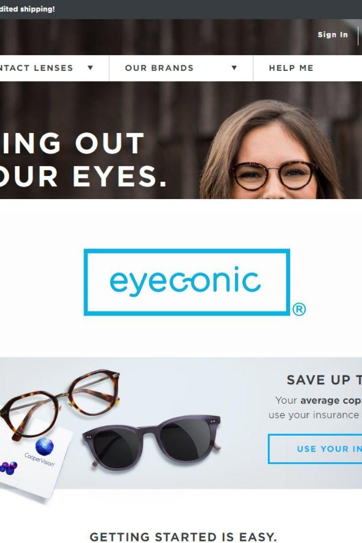 Eyeconic Eyewear Review 2019 Eye Health Vision Insurance