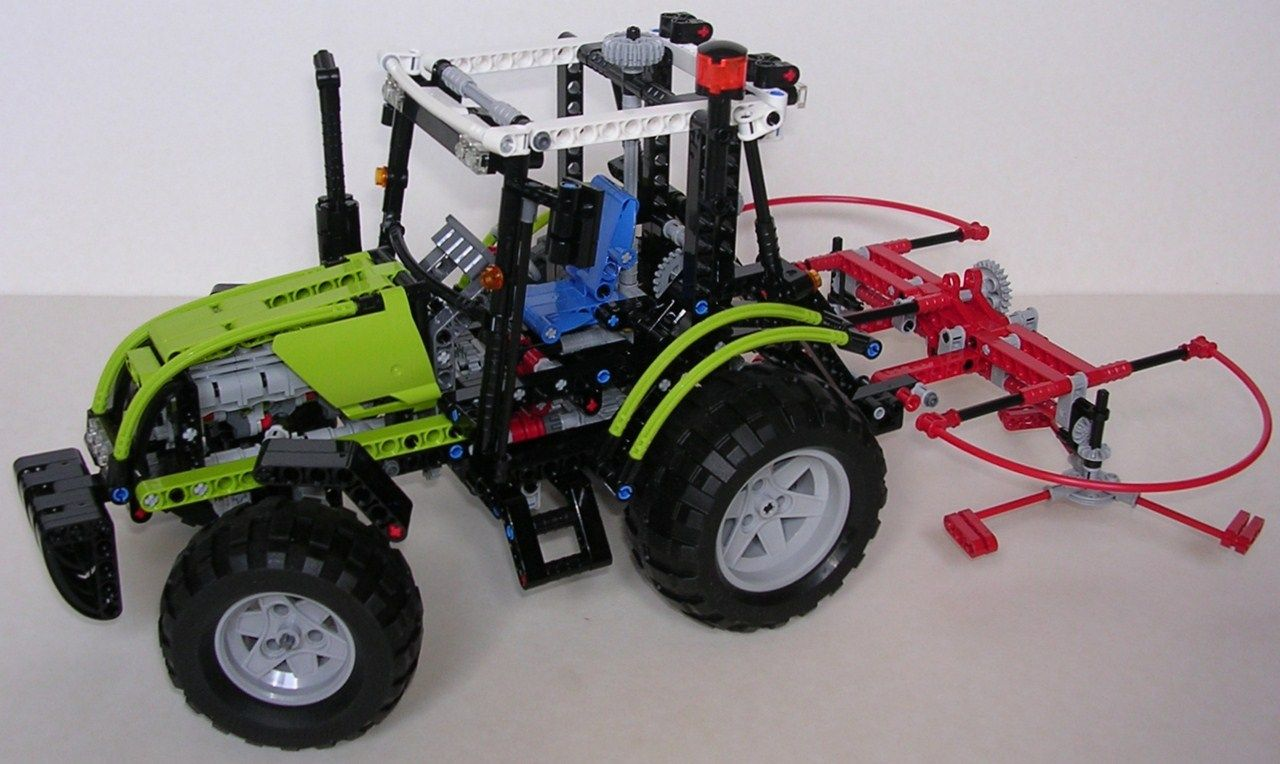 Review Lego Tracteur Technic8284 Review Agricole Agricole Technic8284 Tracteur Lego Ok0w8nP