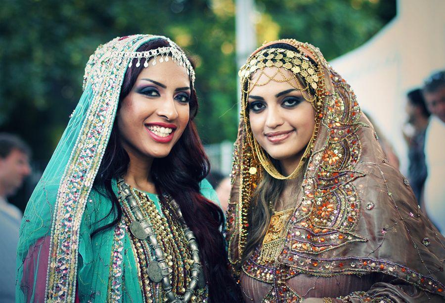 How To Live Like an Omani Princess: Omani traditional clothing and dress- style inspiration