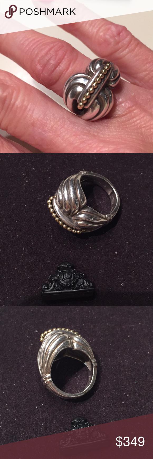 Lagos Ring Womens jewelry rings, Lagos ring, Lagos