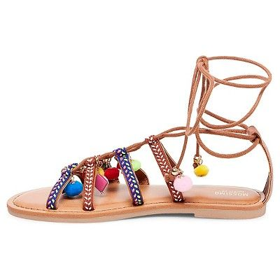 22a33d4c065 Women s Kayla Gladiator Sandals Mossimo Supply Co. - Multi-Colored ...