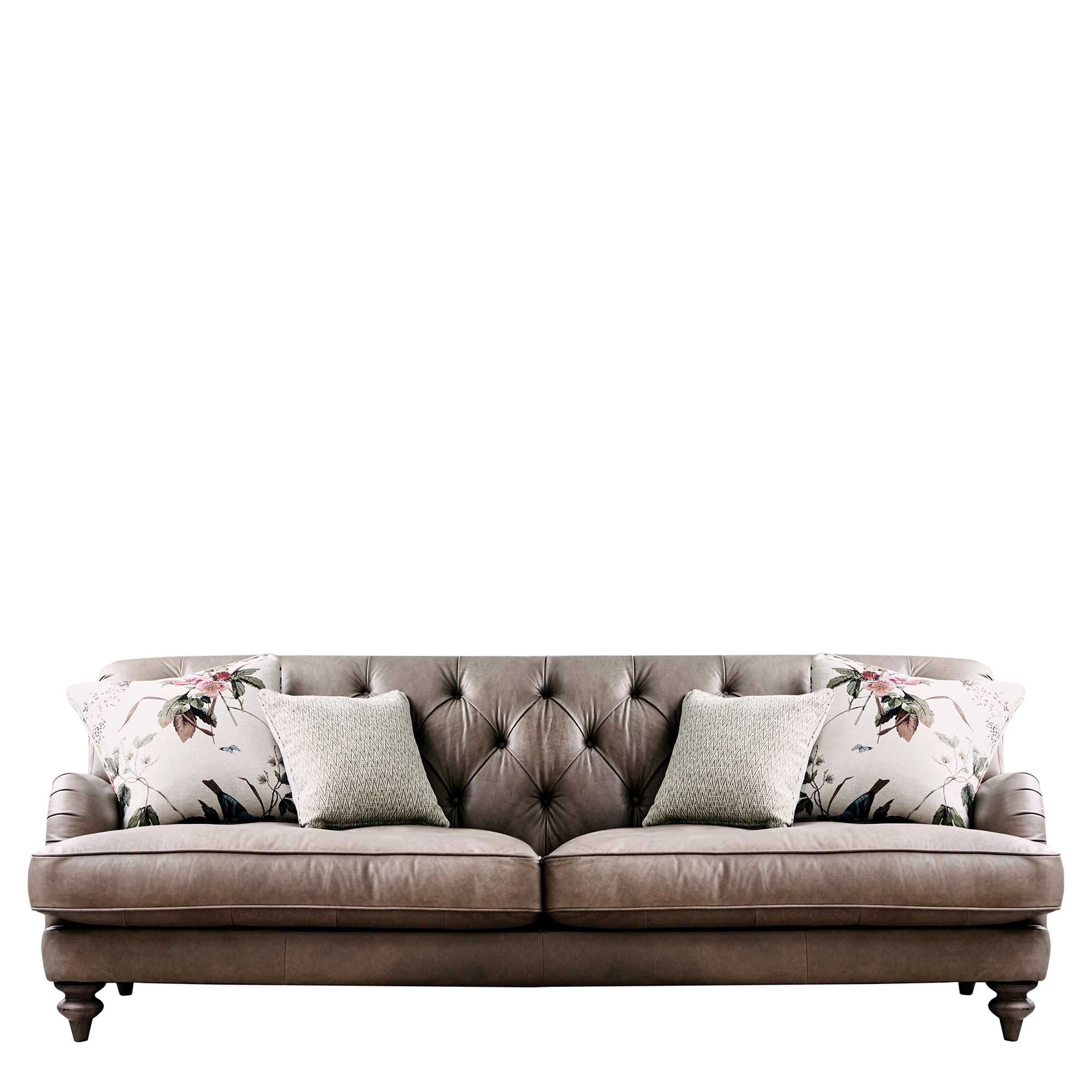 Windermere Extra Sofa Leather available online at Barker