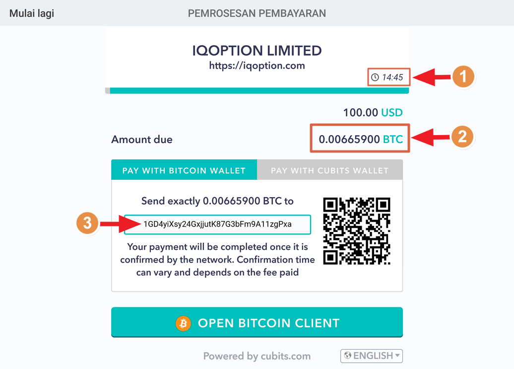 Cara Trading Bitcoin Dengan Modal Kecil