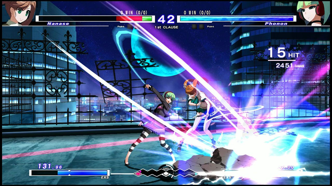 New Games UNDER NIGHT INBIRTH EXE LATE[ST] (PS4, PS3