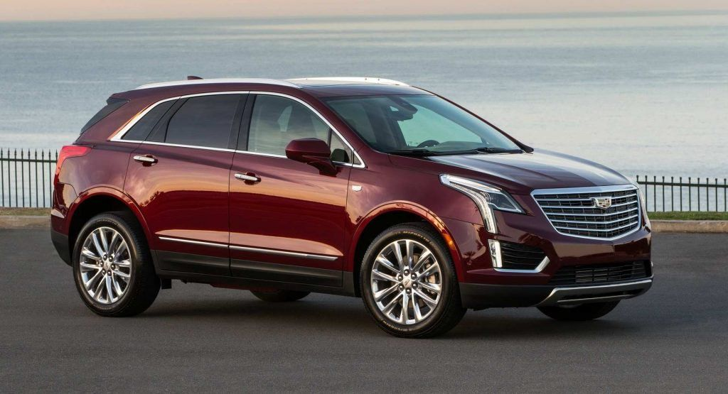 Cadillac Xt5 Gets More Equipment 1100 2500 Price Hike For 2019