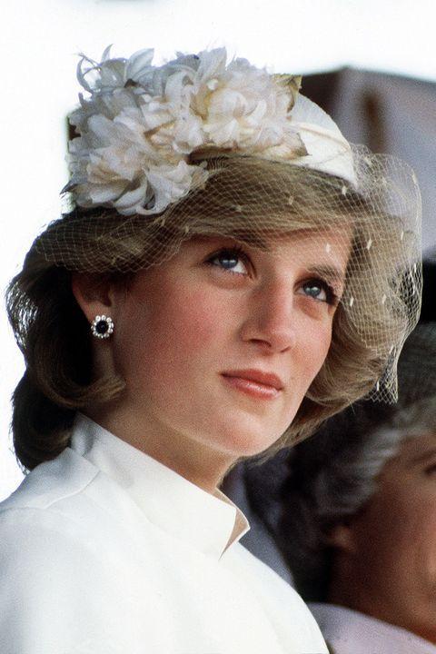 41 of Princess Diana's Most Iconic Hat Moments #princessdiana
