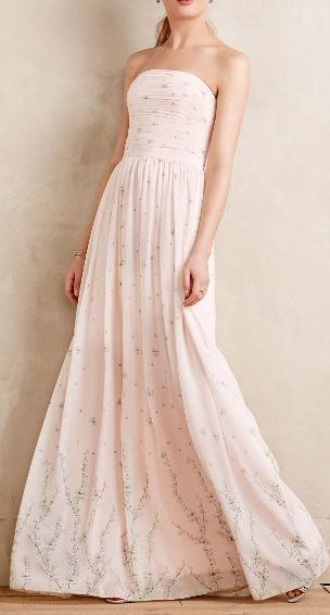 Sakura Blossoms Gown