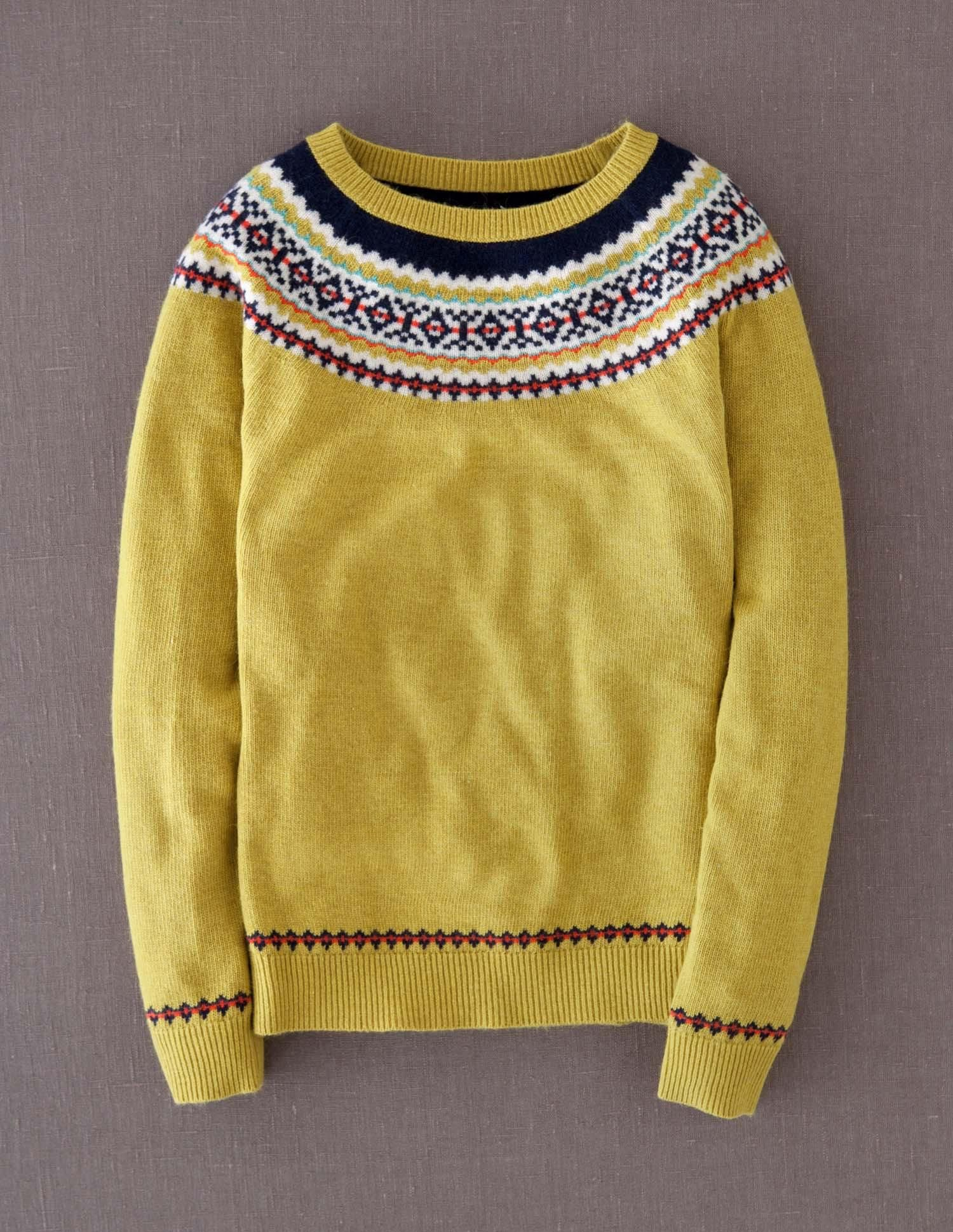 I am a sucker for fair isle sweaters! | Women's Cold-Weather ...