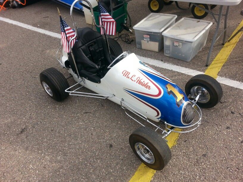 Midget race texas