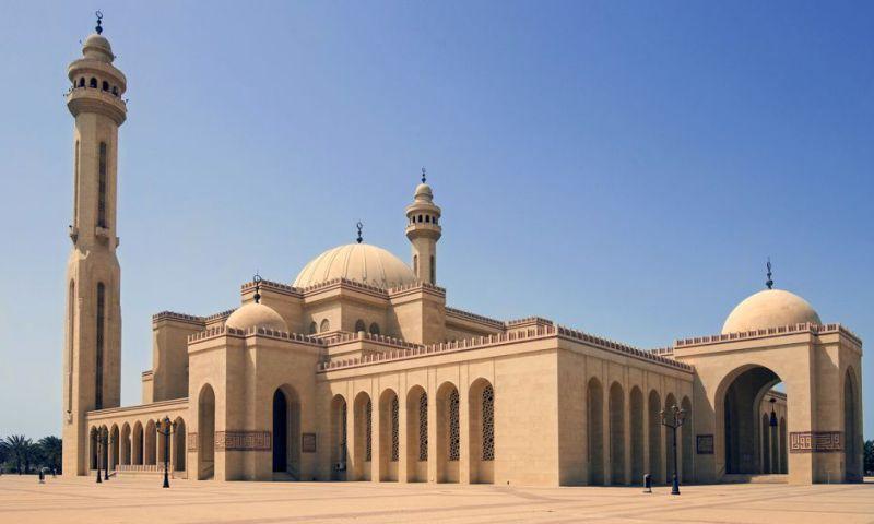 جامع أحمد الفاتح الكبير في البحرين Taj Mahal Landmarks Building