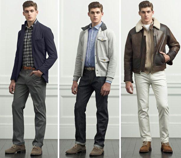 Mens fashion clubbing clothes