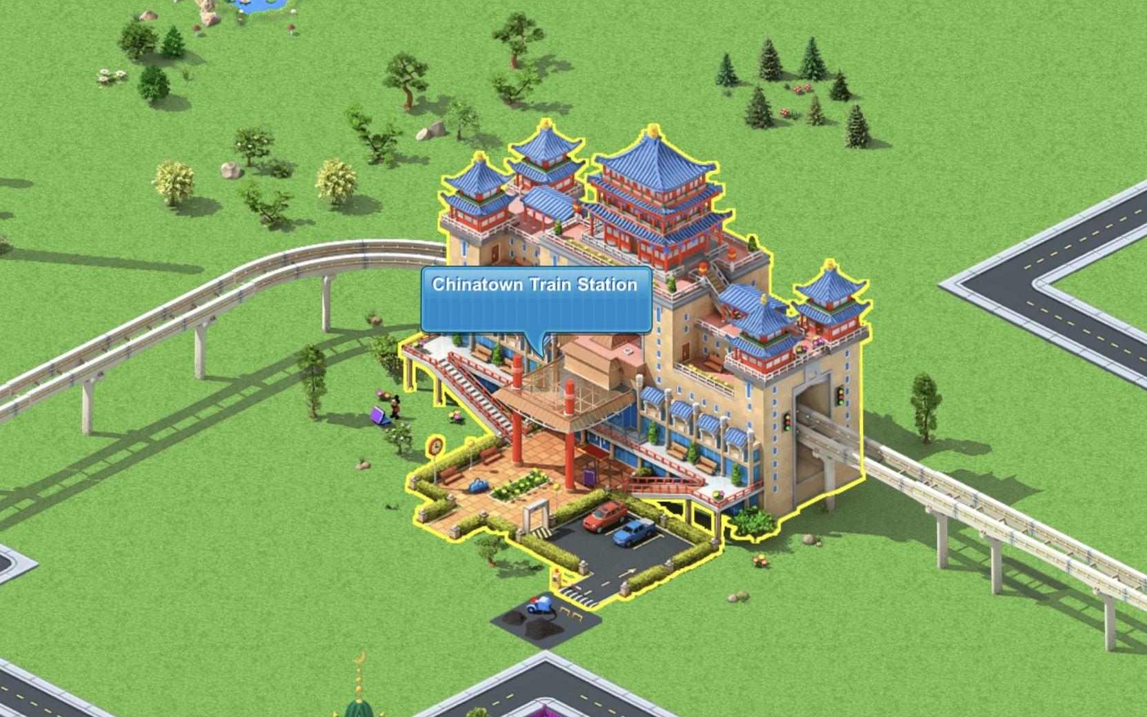 Megapolis In