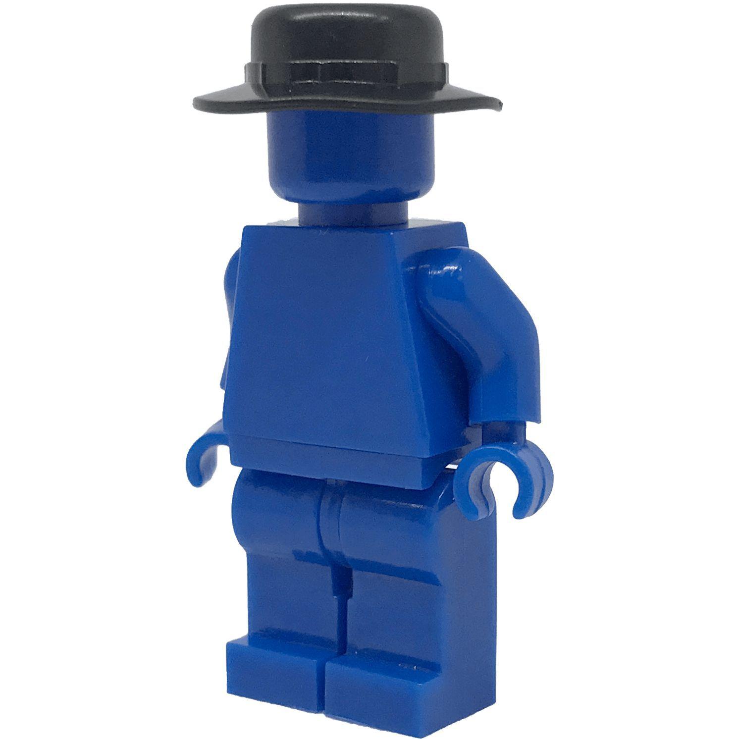 Brick Forces Minifigure Black Boonie 1