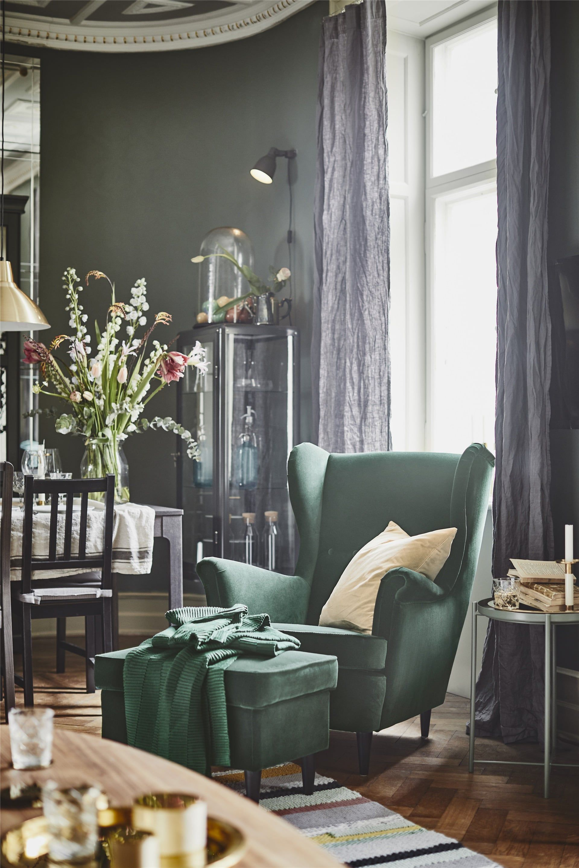 Ikea gave us a glimpse of its products and redecorating never