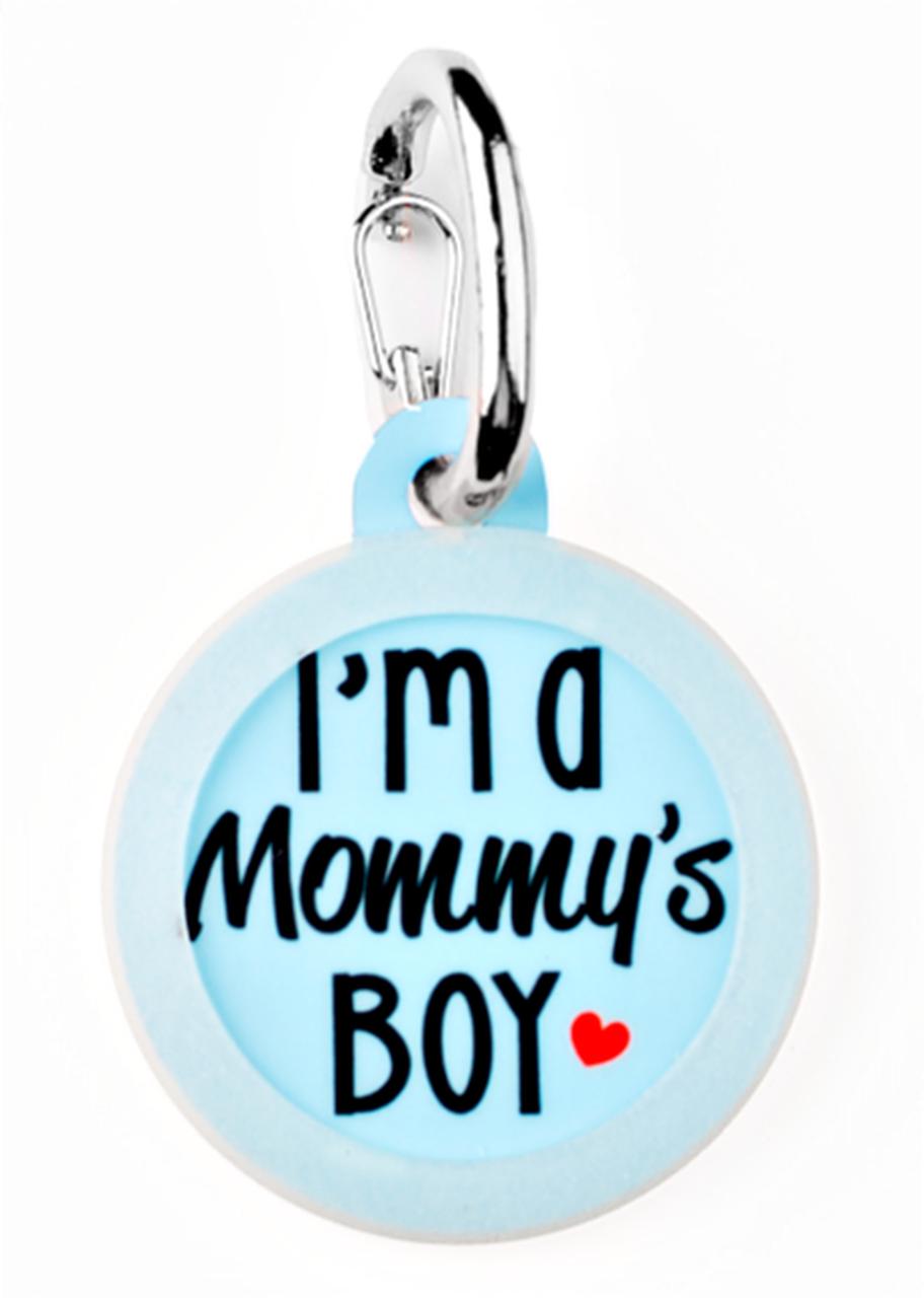 Mama S Boy Pet Tag Mommys Boy Dog Id Pet Tags