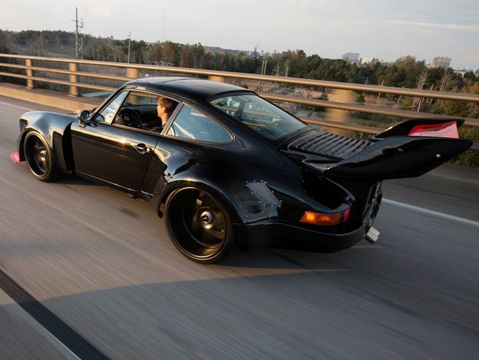Porsche 930 Turbo Tuning Von D Zug Porsche 930 Porsche 930 Turbo Porsche
