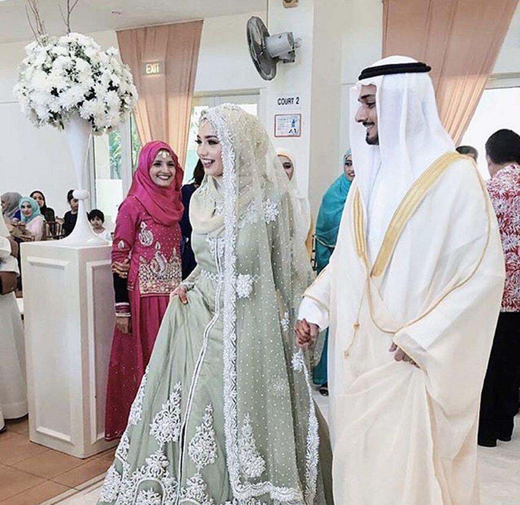 60+ Wedding Moslem Dress Inspiration
