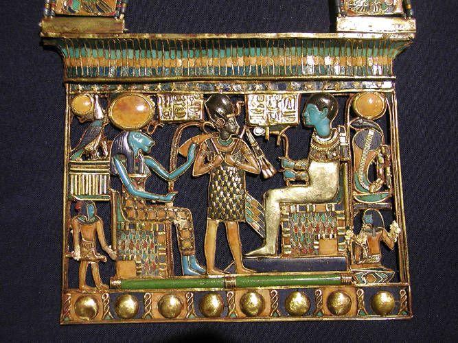 The Curse Of King Tuts Tomb Torrent: Tutankhamun Pendant