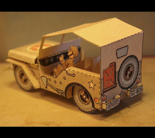 jeep by pilllpat (agence eureka), via Flickr
