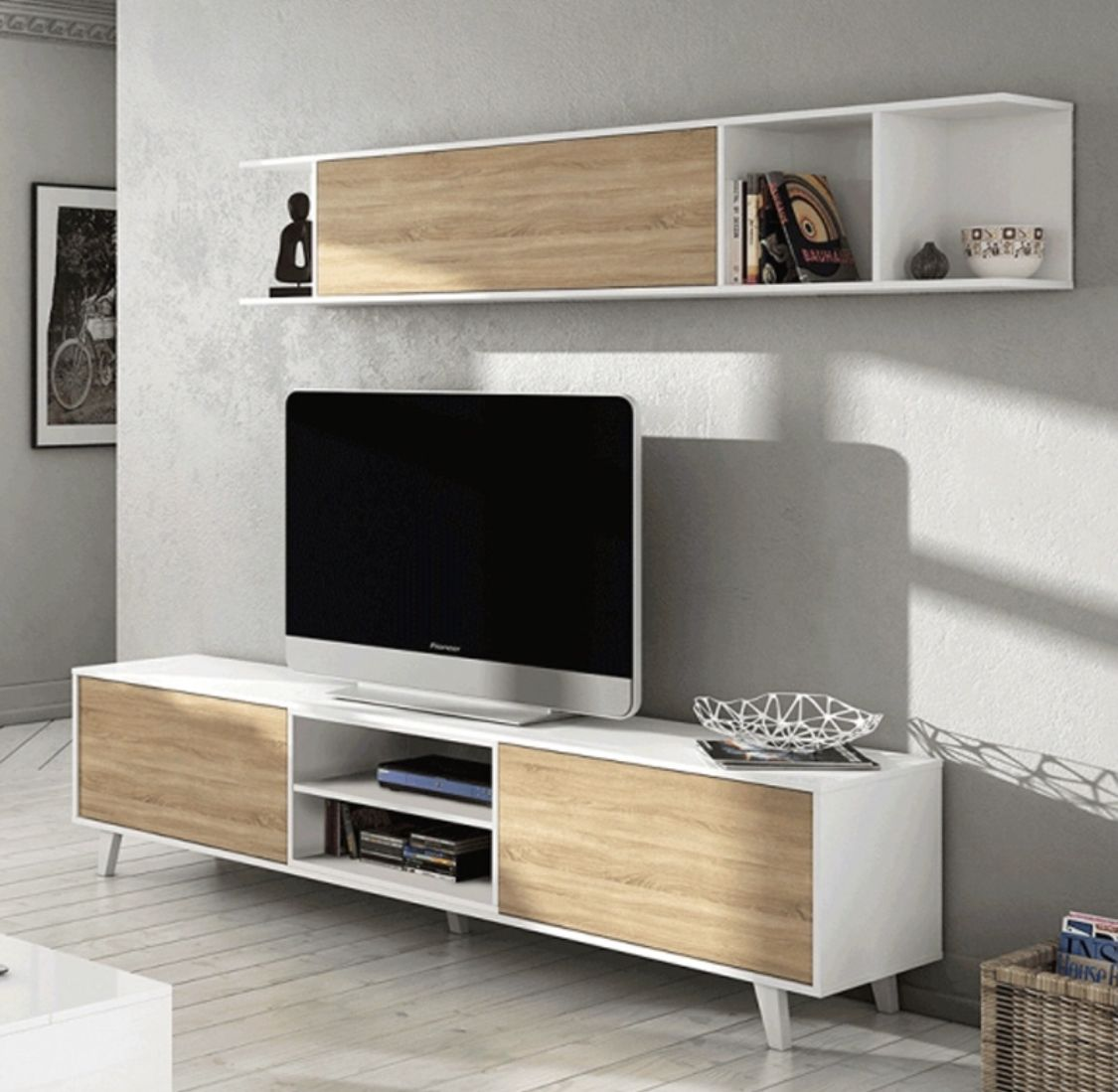 30 Modern Tv Wall Units To Get Inspired Decor Modern Tv Wall