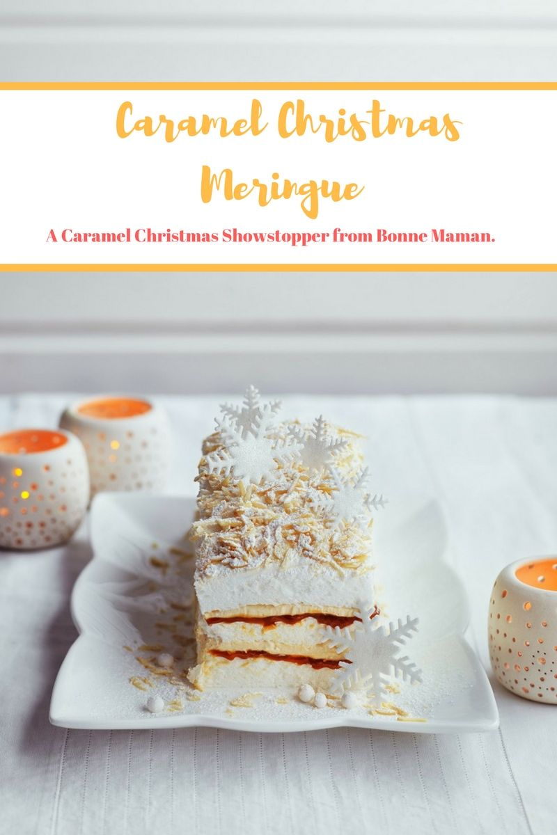 A Caramel Christmas Showstopper from Bonne Maman... | ¡ Wasn\'t ...