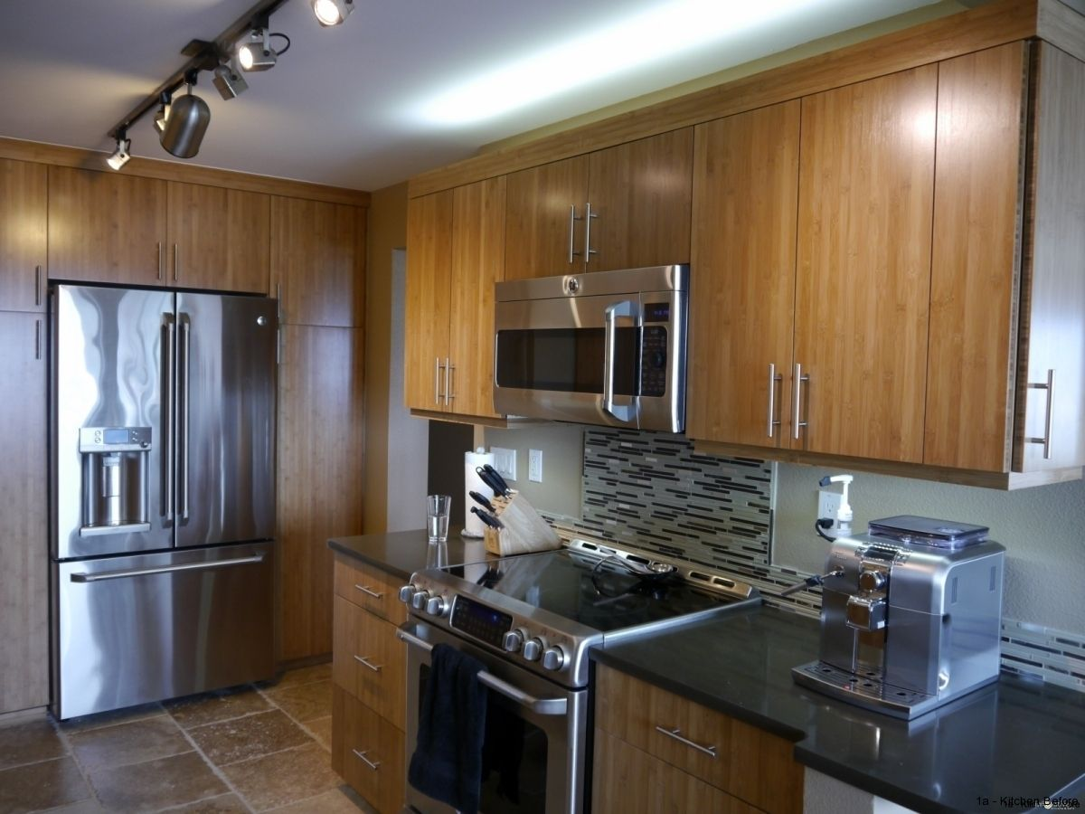 Modern Kitchen Cabinets Seattle Queen Anneseattle Modern Kitchen Remodel With Bamboo Cabinetry Modern Kitchen Remodel Bamboo Kitchen Cabinets Bamboo Cabinets