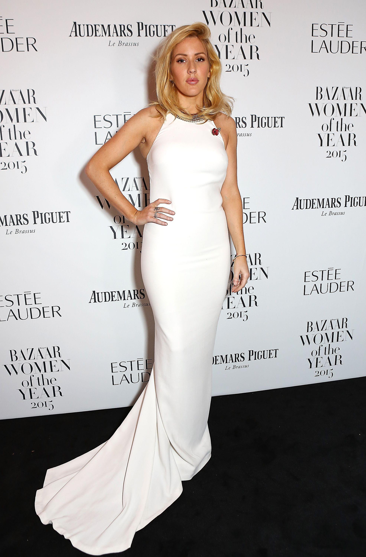 Ellie Goulding aux Harper's Bazaar Women of the Year Awards