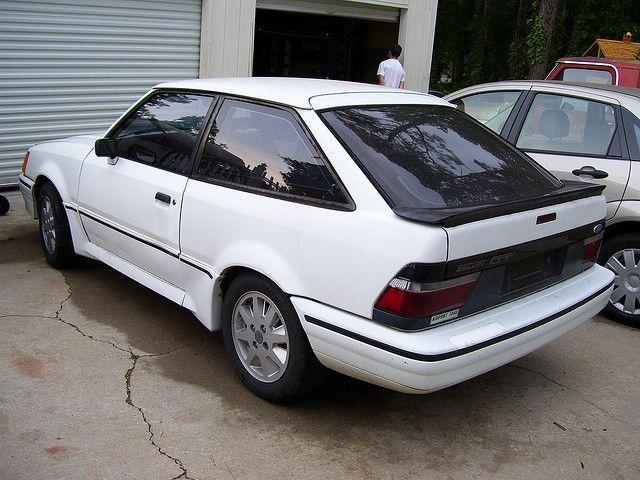 Get 1990 Ford Escort Gt