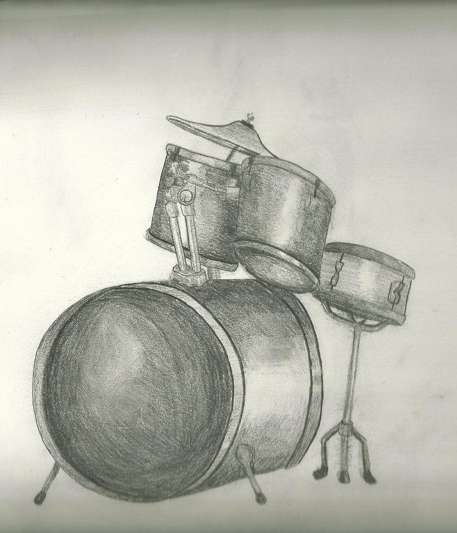 Sweet Drum Set Sketch Drum Sets In 2019 Drums Guitar Music