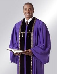 Clergy Robes for Men- Ready to Wear Pulpit Robes dacbbadb8