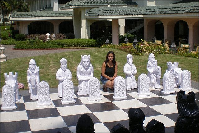 Goa My Maharani Life Size Games Board Games Giant Games