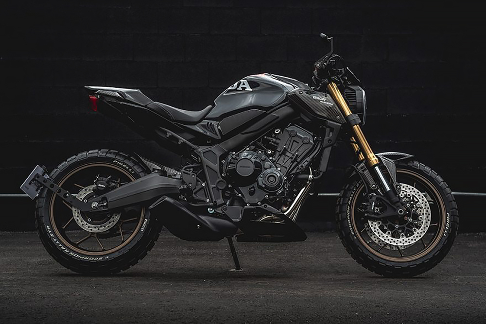 Honda Garage Dreams 2020 CB650R Custom Motorcycle Contest | HiConsumption