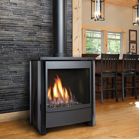 Kingsman Fdv451 Free Standing Direct Vent Gas Stove Vented Gas Fireplace Direct Vent Gas Stove Gas Stove Fireplace