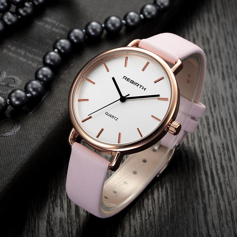 f85cd353c40 Senhora Relógios 2017 Marca De Luxo Da Pulseira Mulheres Relógio de Quartzo  Moda Casual Relógios de
