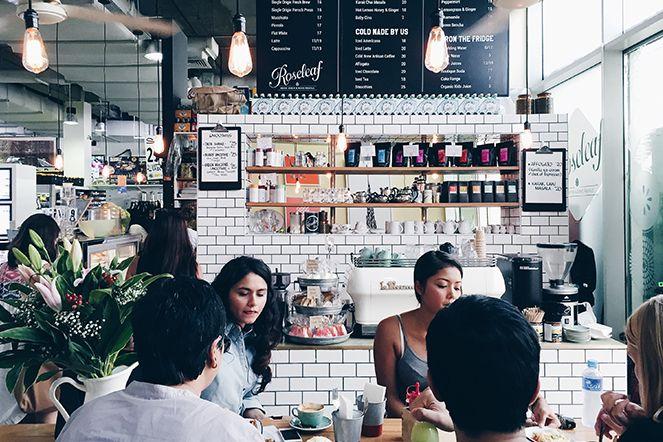 Roseleaf Cafe Dubai Is An Adorable Little Cafe Nestled
