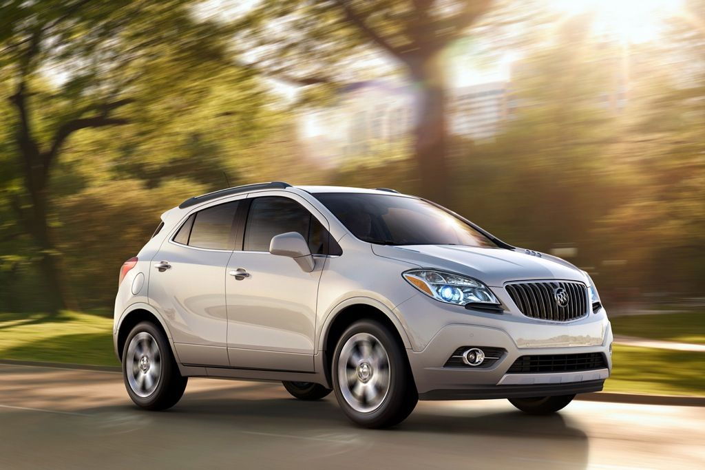 Buick Encore 28 Mpg Combined Autotrader Com Buick Buick Gmc