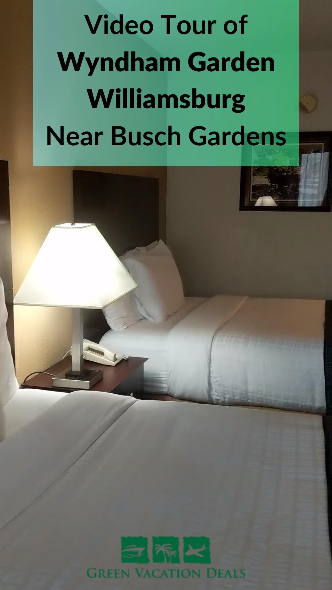 ce563a4a2e7d7c97bdc1fdac31ab441c - Wyndham Garden Hotel Busch Gardens Williamsburg