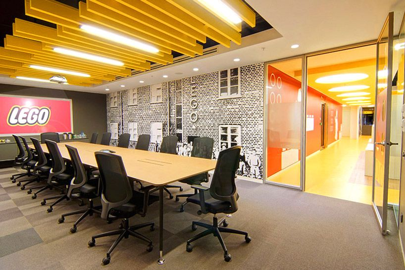 lego head office. Cool Offices: LEGO Headquarters In Istanbul, Turkey \u2026 Lego Head Office