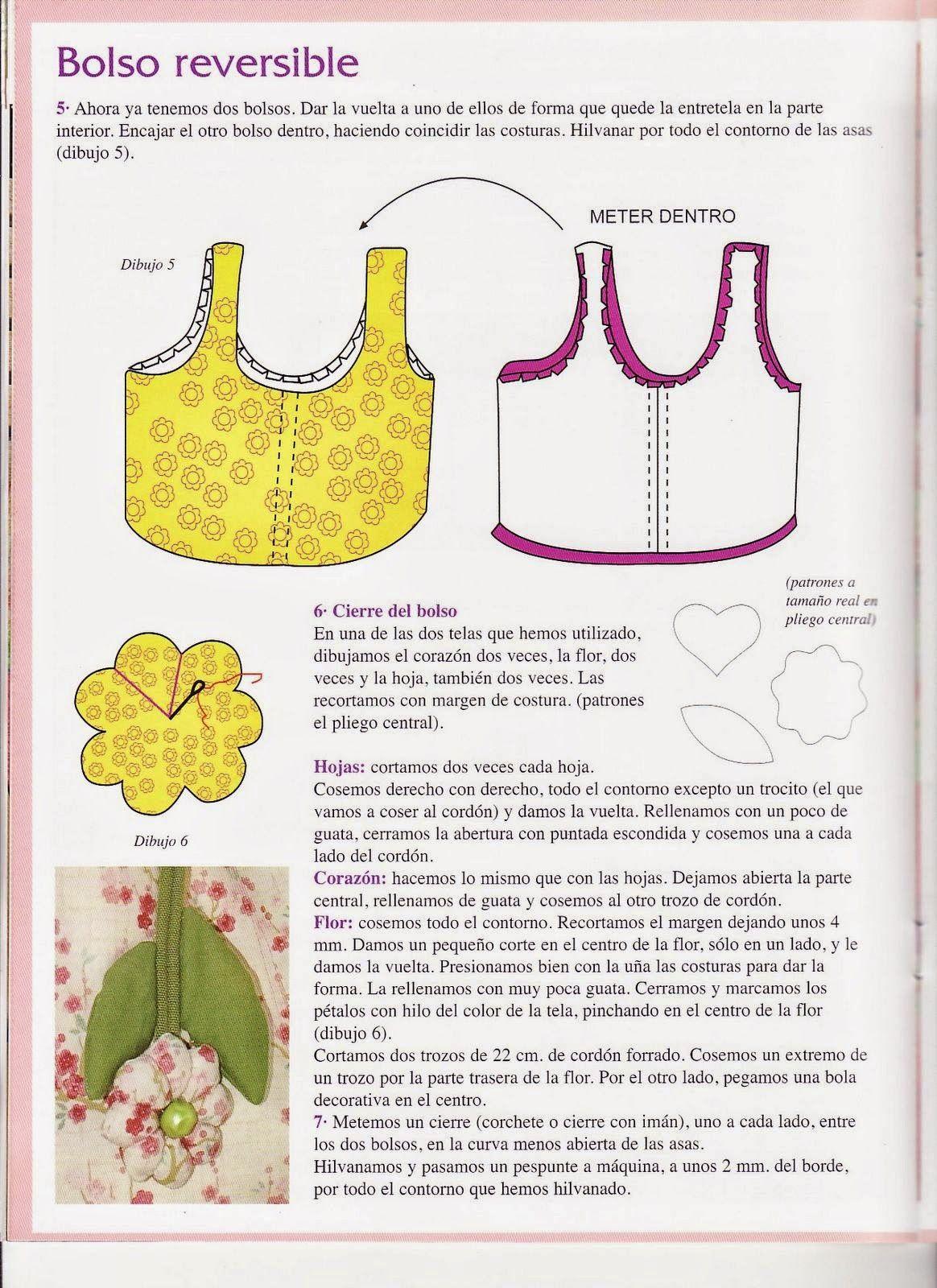 Manos+Maravillosas-Patchwork+7-16.jpg (1164×1600)   Bolsos   Pinterest