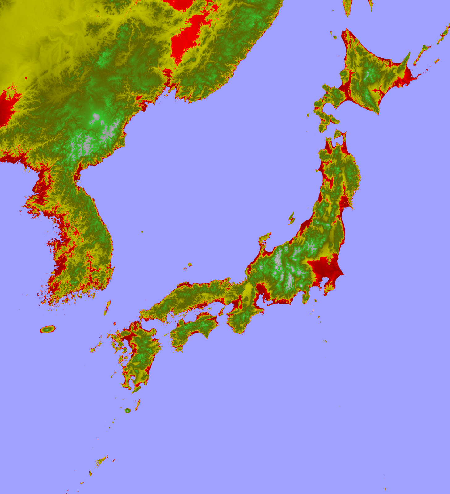 Submerged areas of Japan for a postulated 80m sea level rise ... on energy map, geographic information system map, coastal change map, elevation map, game level map, travel risk map, summit map, rehab map, sea fish, sea bass map, traffic map, high altitude map, sea rise map, environment map, baltic sea map, contrast map, sea surface temperature map, new jersey topographic map, deep sea map, contour line map,